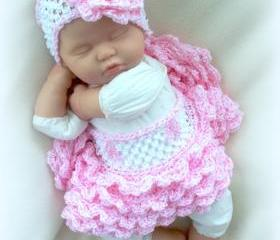 Pretty in Pink Butterfly Tutu and Headband set