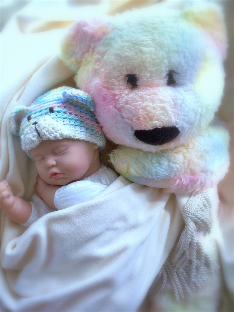 Baby Bear Custom made hat